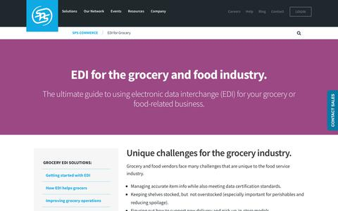 Ultimate Guide to Grocery EDI and Other Supply Chain Solutions for Food Service