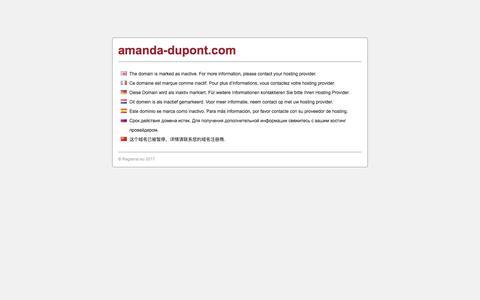 amanda-dupont.com