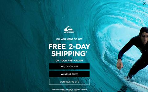 Customer Service | Contact Us | Quiksilver