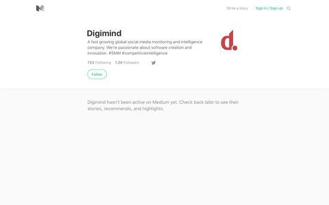 Digimind – Medium