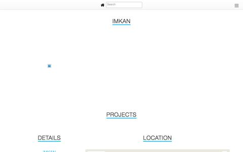 Screenshot of Developers Page psinv.net - IMKAN in Abu Dhabi - captured Sept. 4, 2017