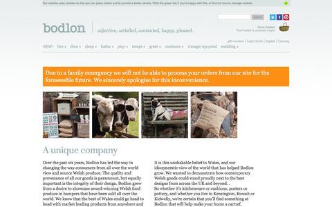 Screenshot of About Page bodlon.com - About Bodlon | Bodlon - captured July 29, 2016