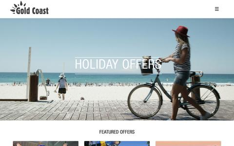 Gold Coast Holiday Deals, Limited time Offers within Gold Coast, Queensland, Australia | VisitGoldCoast.com