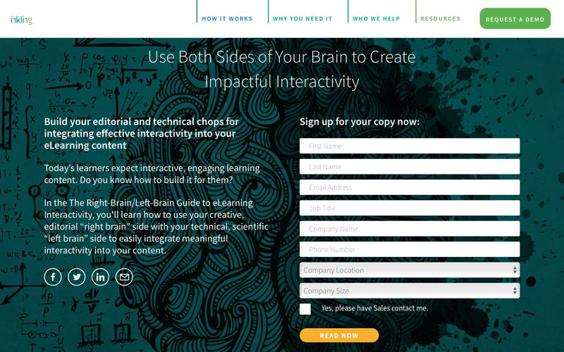 Use Both Sides of Your Brain to Create Impactful Interactivity