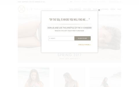 Bikini Swimwear & Accessories for Women | ViX