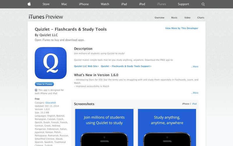 Quizlet   Competitive Intelligence and Insights   Crayon