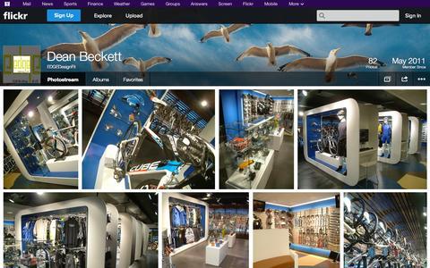 Screenshot of Flickr Page flickr.com - Flickr: EDGEDesignFit's Photostream - captured Oct. 22, 2014