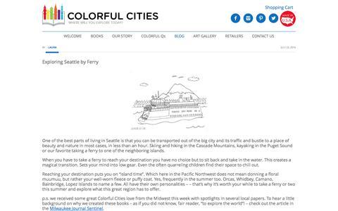 Screenshot of Blog colorfulcities.com - Blog - Colorful Cities - captured Nov. 9, 2016