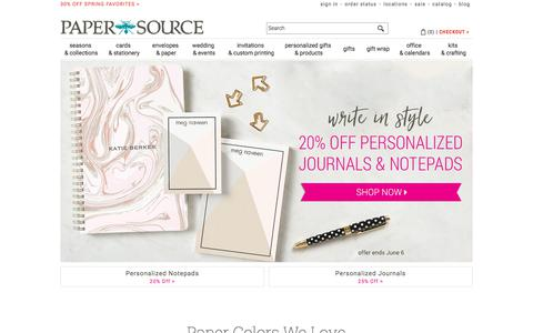 Paper Source | Stationery Stores, Wedding Invitations, Envelopes