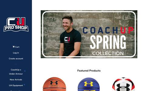 CoachUp Store