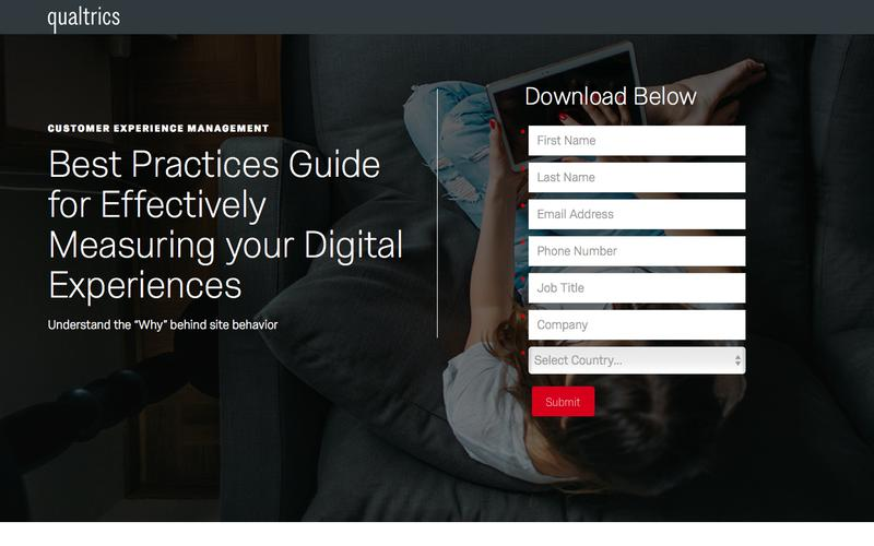 Qualtrics | Digital Experience Management