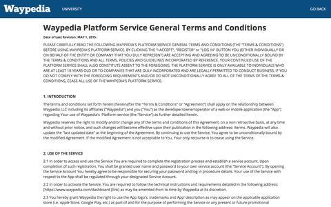 Waypedia - Promote Your App