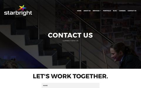 Contact us | Starbright