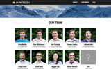 Old Screenshot AvaTech, Inc. Team Page