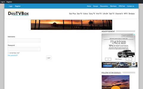 desitvbox me's Web Marketing Designs | Crayon