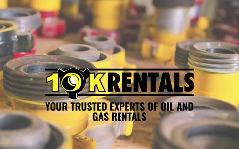 Screenshot of Home Page 10krentals.ca - High Quality Oilfield Equipment Rentals | 10K Rentals - captured July 5, 2018