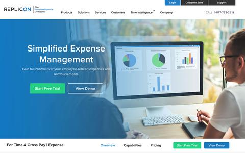 Employee Expense Management | Simplified Expense Tracking Solutions