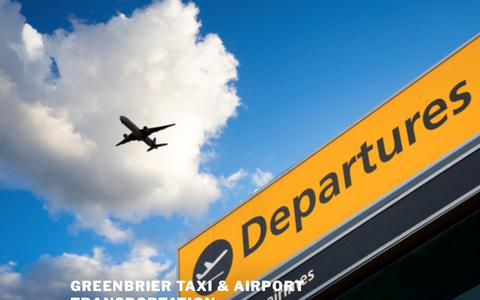 Greenbrier Taxi & Airport Transportation | 24 Hour Airport Transportation and Taxicab Services