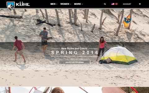 Kühl Clothing | Hiking Pants, Shorts, & Outdoor Clothing