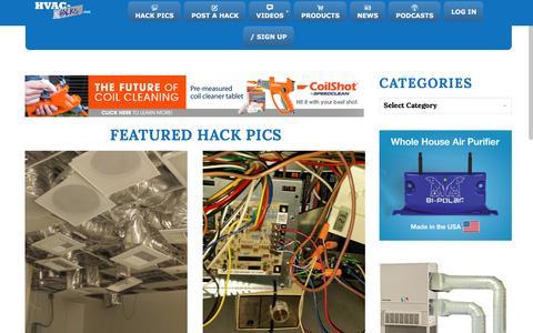 HVAC Hacks - Don't Be a Hack!