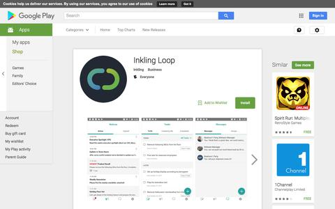 Inkling Loop - Android Apps on Google Play