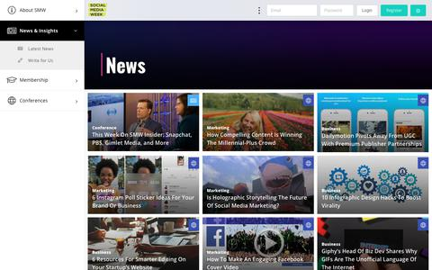 News - Social Media Week