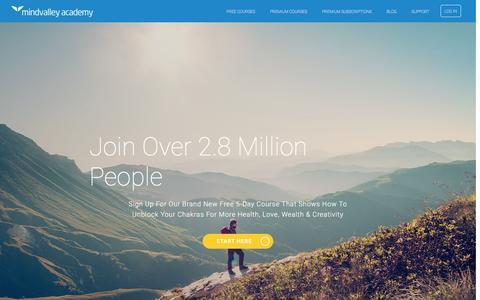 Mindvalley Academy - Ultimate Personal Growth Online University
