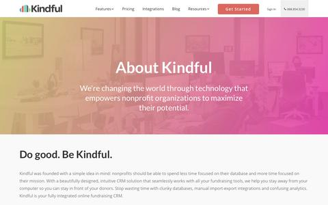 About | Kindful