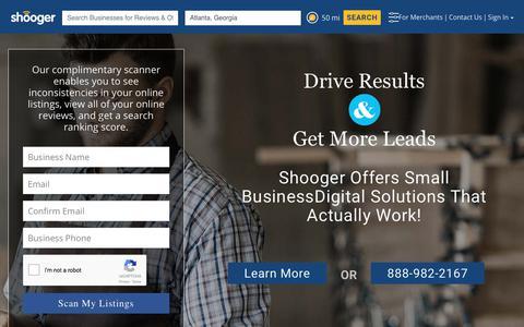 Shooger Business Solutions