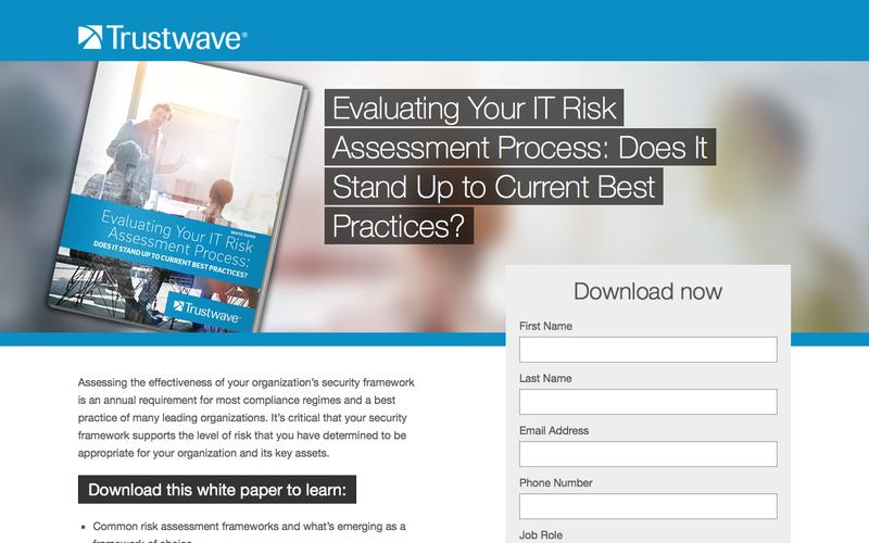 Evaluating Your IT Risk Assessment Process