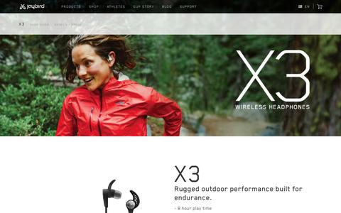 X3 Bluetooth Headphones