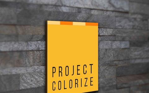 Screenshot of Home Page projectcolorize.com - Project Colorize - captured Dec. 13, 2015