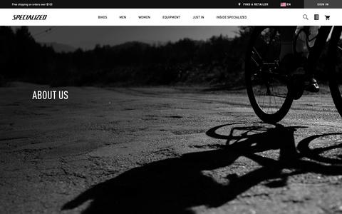 About Us | Specialized.com