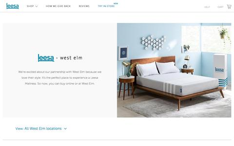 West Elm Locator