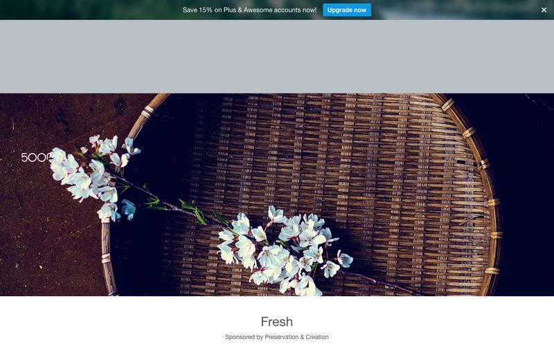 Fresh  - Photo Quest by Preservation & Creation