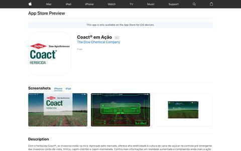Coact® em Ação on the AppStore