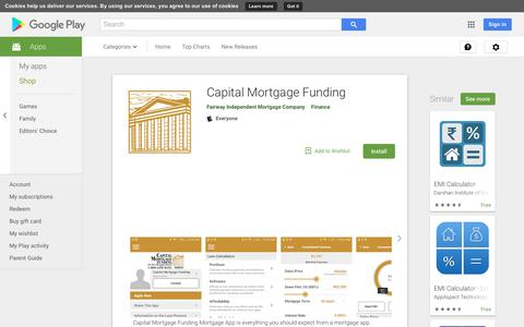 Capital Mortgage Funding - Apps on Google Play