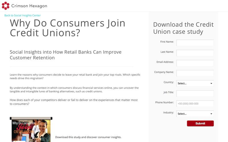 CS - Why Do Consumers Join Credit Unions