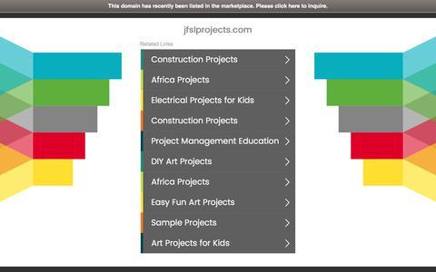 jfslprojects.com