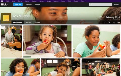 Screenshot of Flickr Page flickr.com - Flickr: instituto_movere's Photostream - captured Oct. 24, 2014