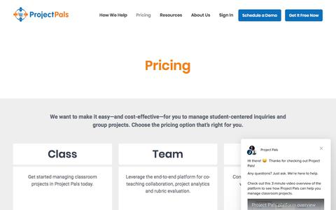 Pricing Pages on HubSpot | Website Inspiration and Examples | Crayon