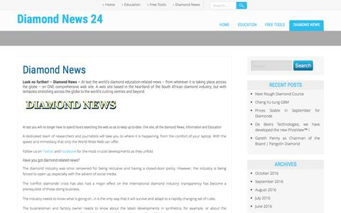 Diamond News - Diamond News 24