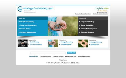 strategicfundraising.com
