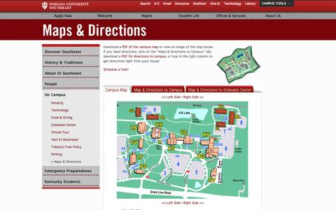 Medium Traffic Education Maps Directions Pages Website