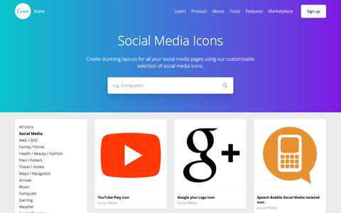 1000+ Free & Premium Social Media Icons - Canva