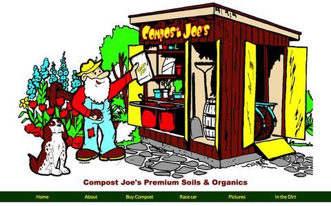 Screenshot of Press Page compostjoes.com - Press   Compost Joe's - captured Feb. 16, 2016
