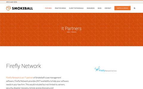 It Partners - Smokeball