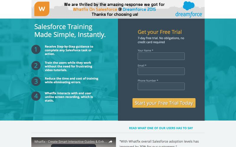 Salesforce Traning Made Simple, Instantly