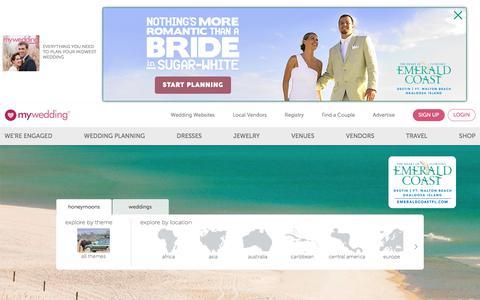 Honeymoon Packages, Destinations, Resorts & Hotels | Mywedding
