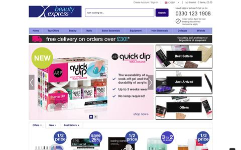 Beauty Supplies | Wholesale Cosmetic, Beauty Products | Beauty Express